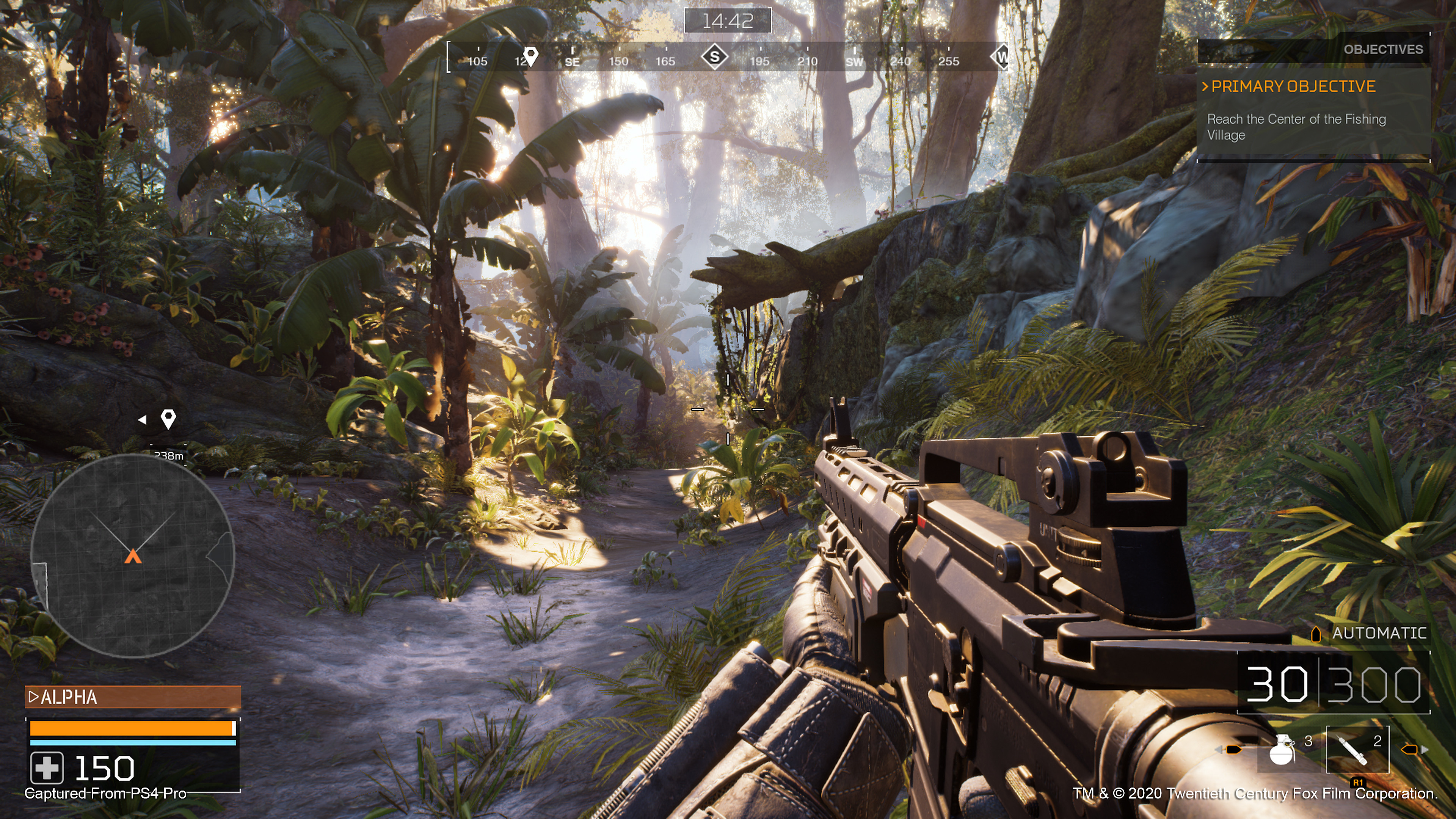 Predator Hunting Grounds DLC Screen 4