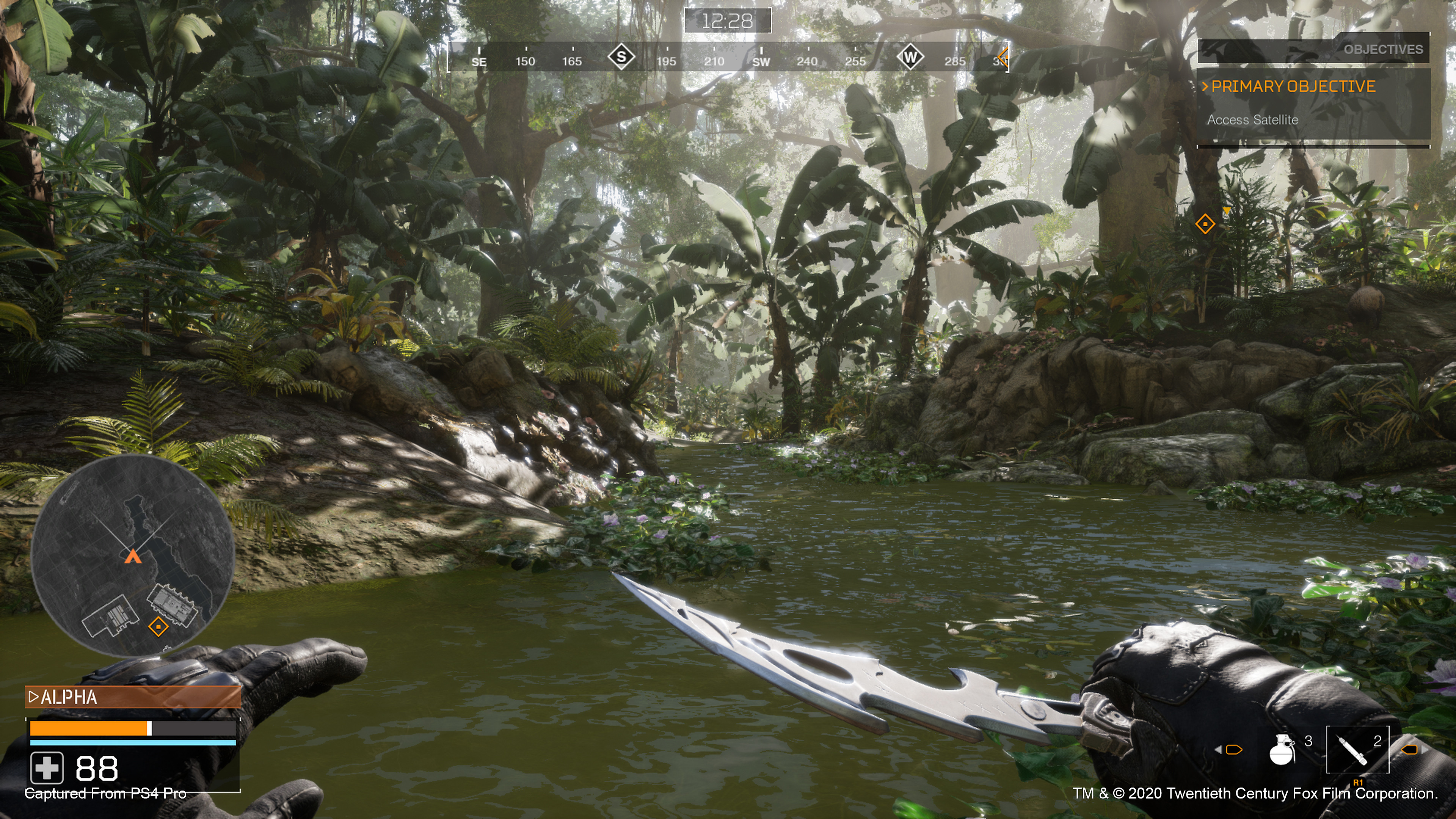 Predator Hunting Grounds DLC Screen 2