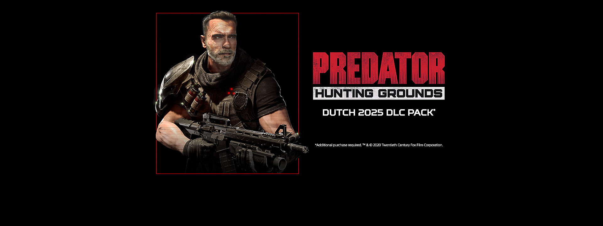 Predator: Hunting Grounds - DLC Now Available