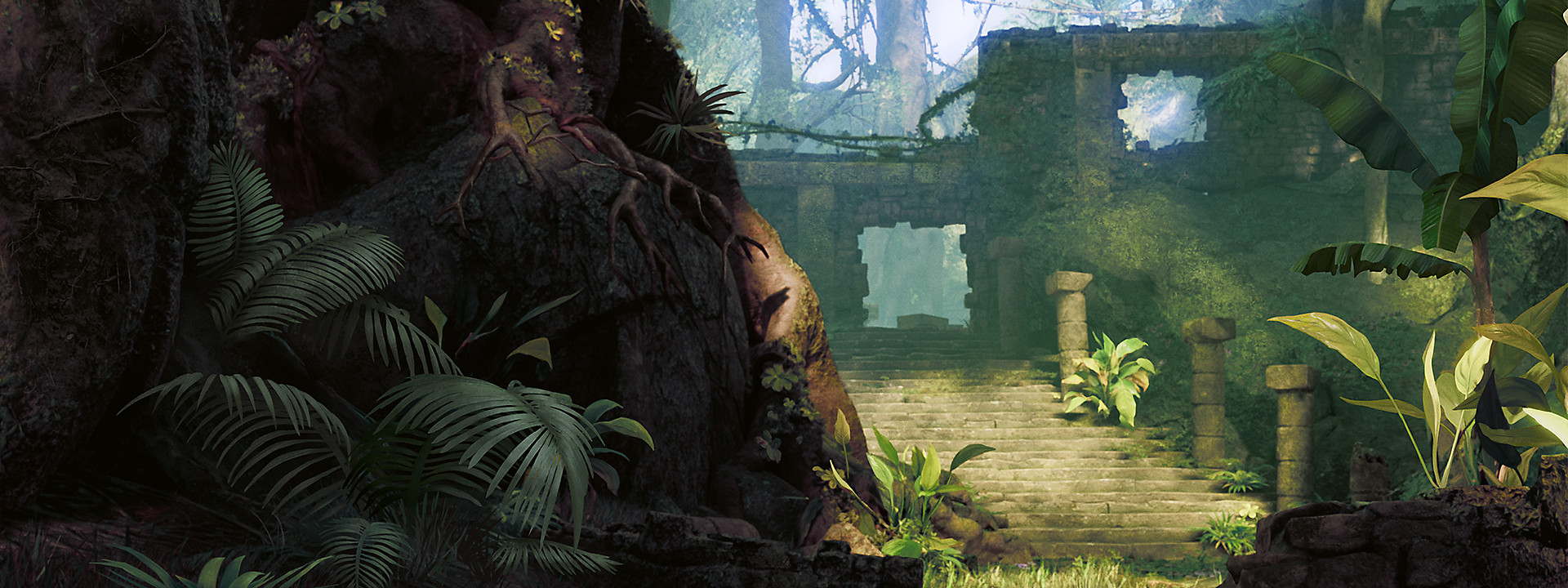 Arte do banner de Predator Hunting Grounds