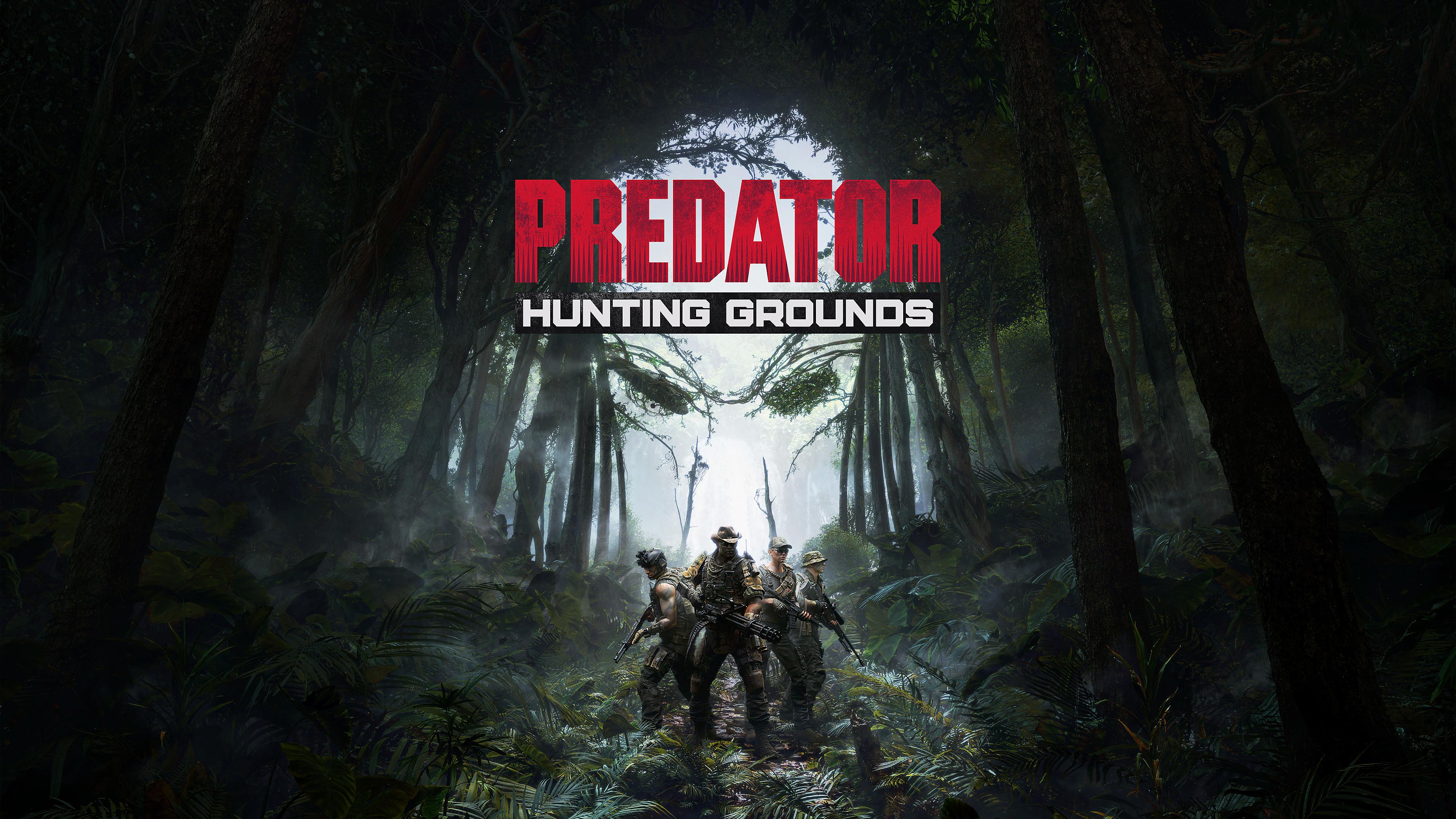 Predator: Hunting Grounds Decorative Background