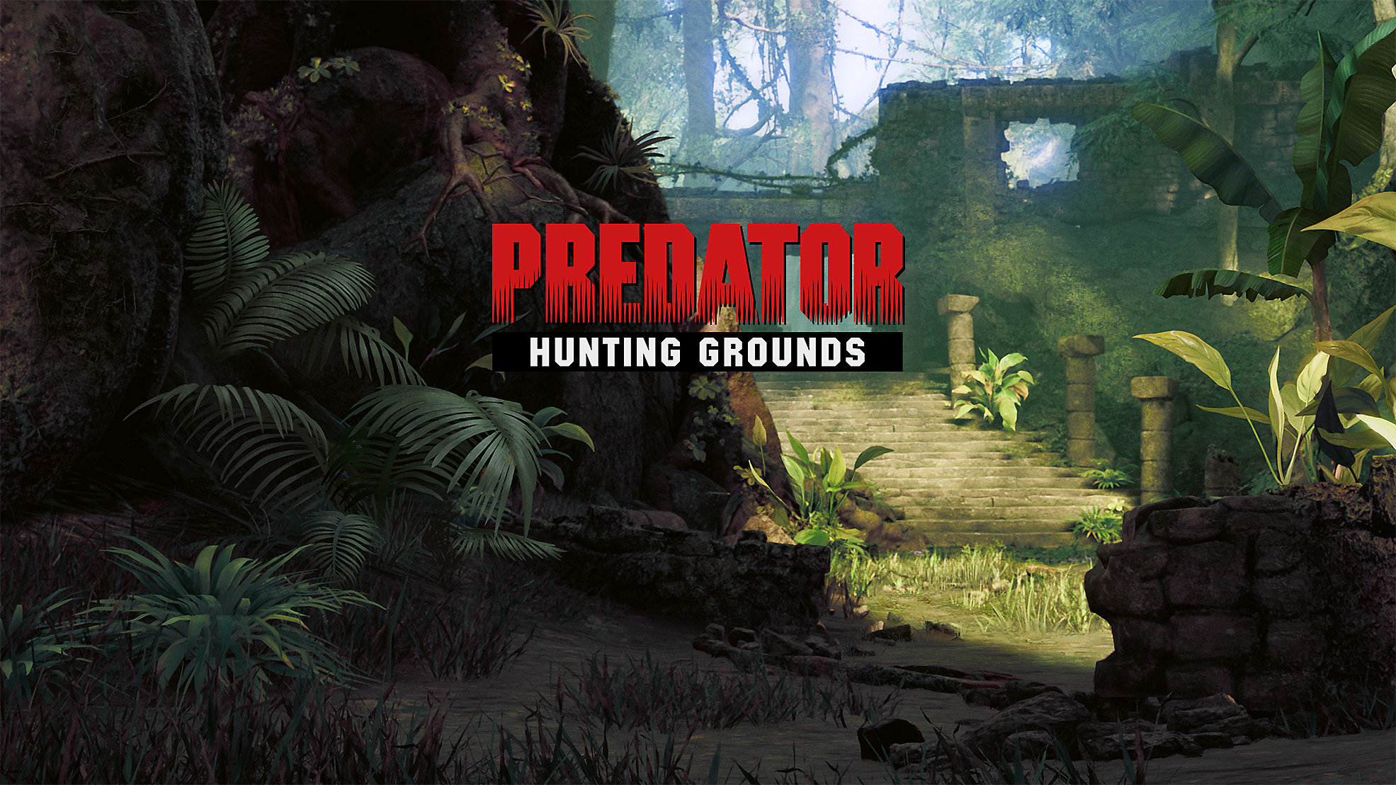 Predator: Hunting Grounds Decorative Background