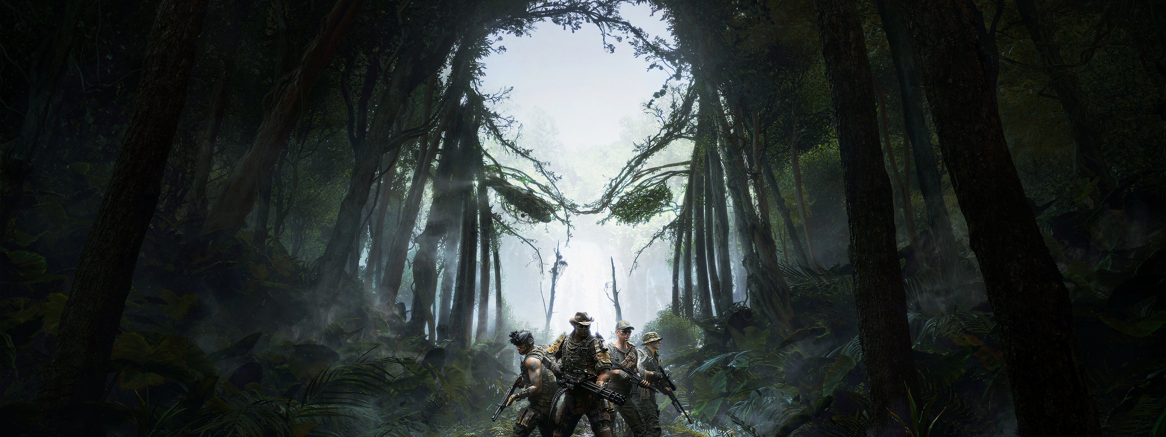 Predator Hunting Grounds banner art