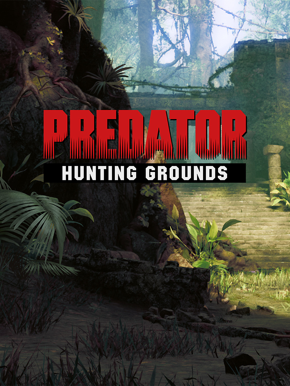 Predator: Hunting Grounds Poster Art