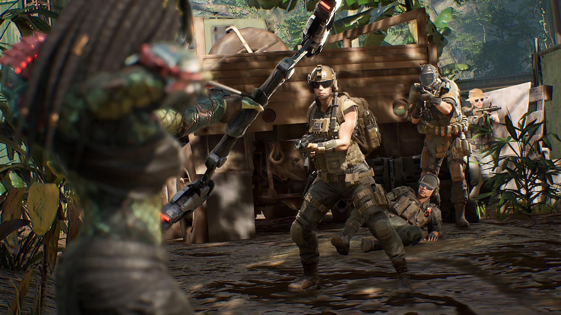 Predator: Hunting Grounds Game - PlayStation