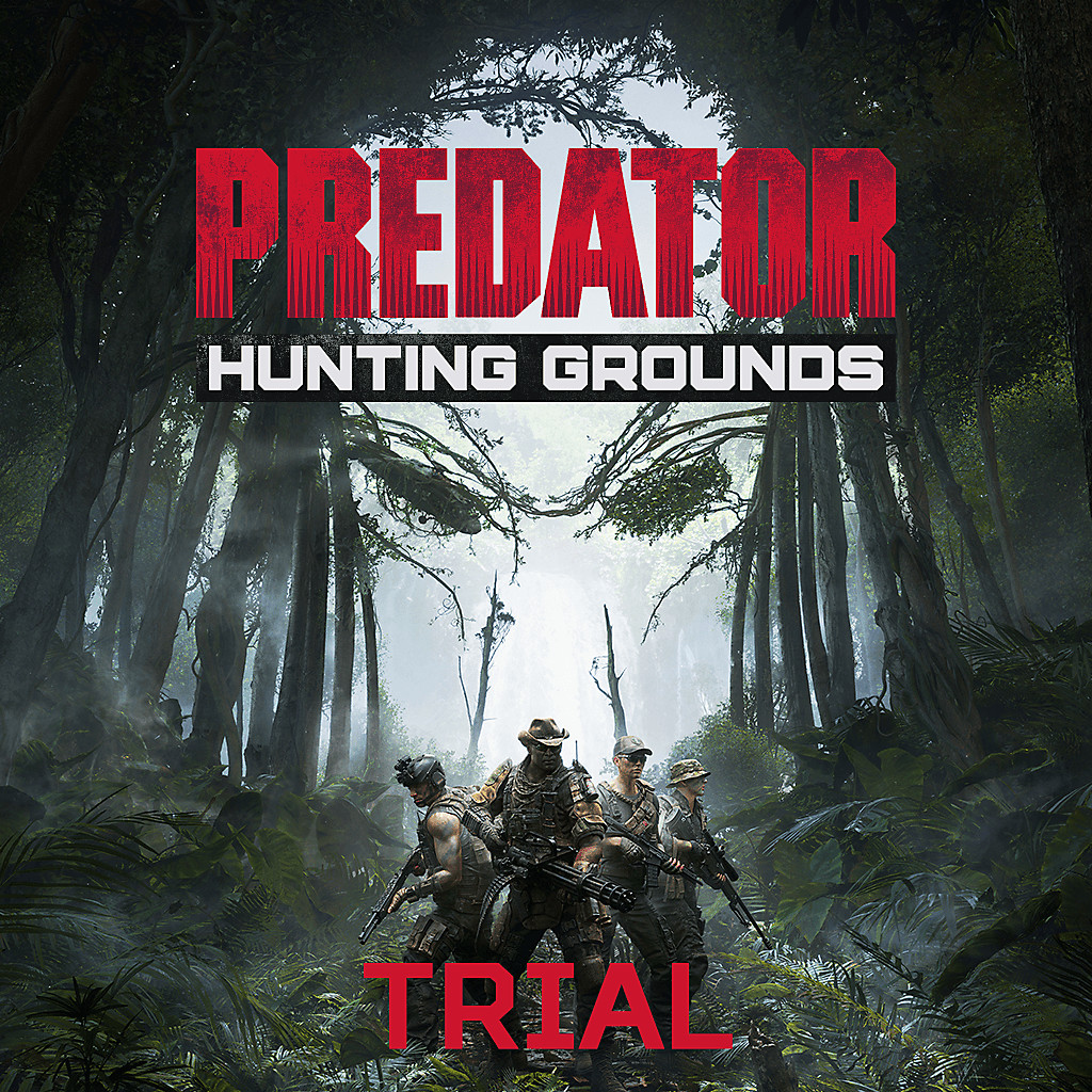 Predator: Hunting Grounds Trial - Store Image