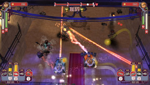 Pressure Overdrive Screenshot 2