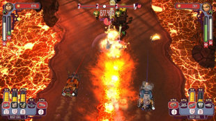 Pressure Overdrive Screenshot 5
