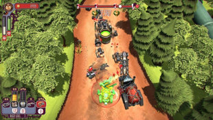 Pressure Overdrive Screenshot 6
