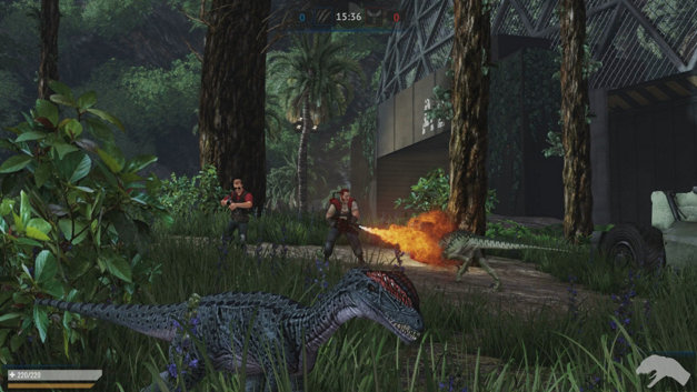 Primal Carnage Extinction Screenshot 4