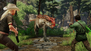 Primal Carnage Extinction Screenshot 8