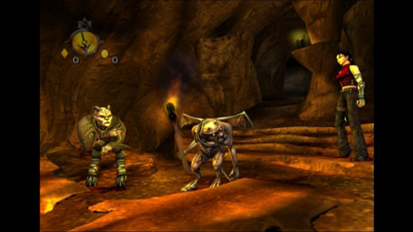 Primal™ (PS2) Trailer Screenshot