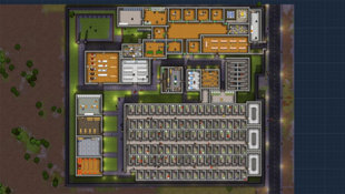 Prison Architect: PlayStation®4 Edition Screenshot 2