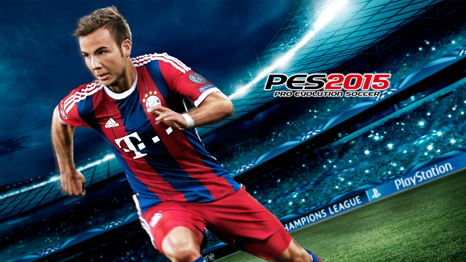 Pro Evolution Soccer 2015 Game | PS4 - PlayStation