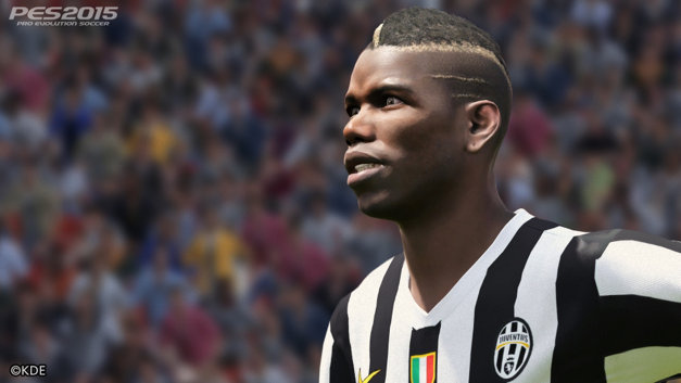 Pro Evolution Soccer 2015 Screenshot 1