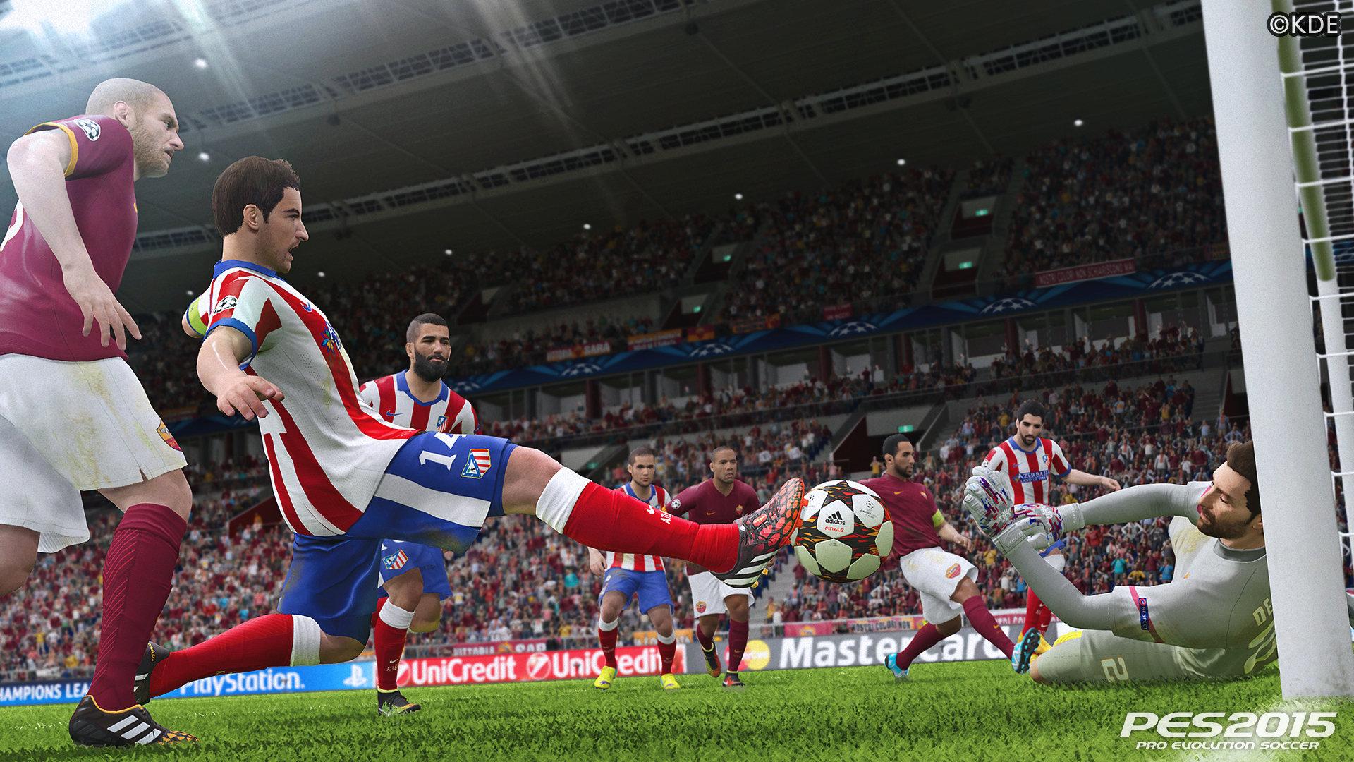 Pro Evolution Soccer 2015 Game | PS4 - PlayStation