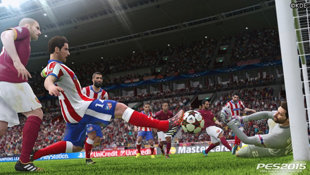 Pro Evolution Soccer 2015 Screenshot 8