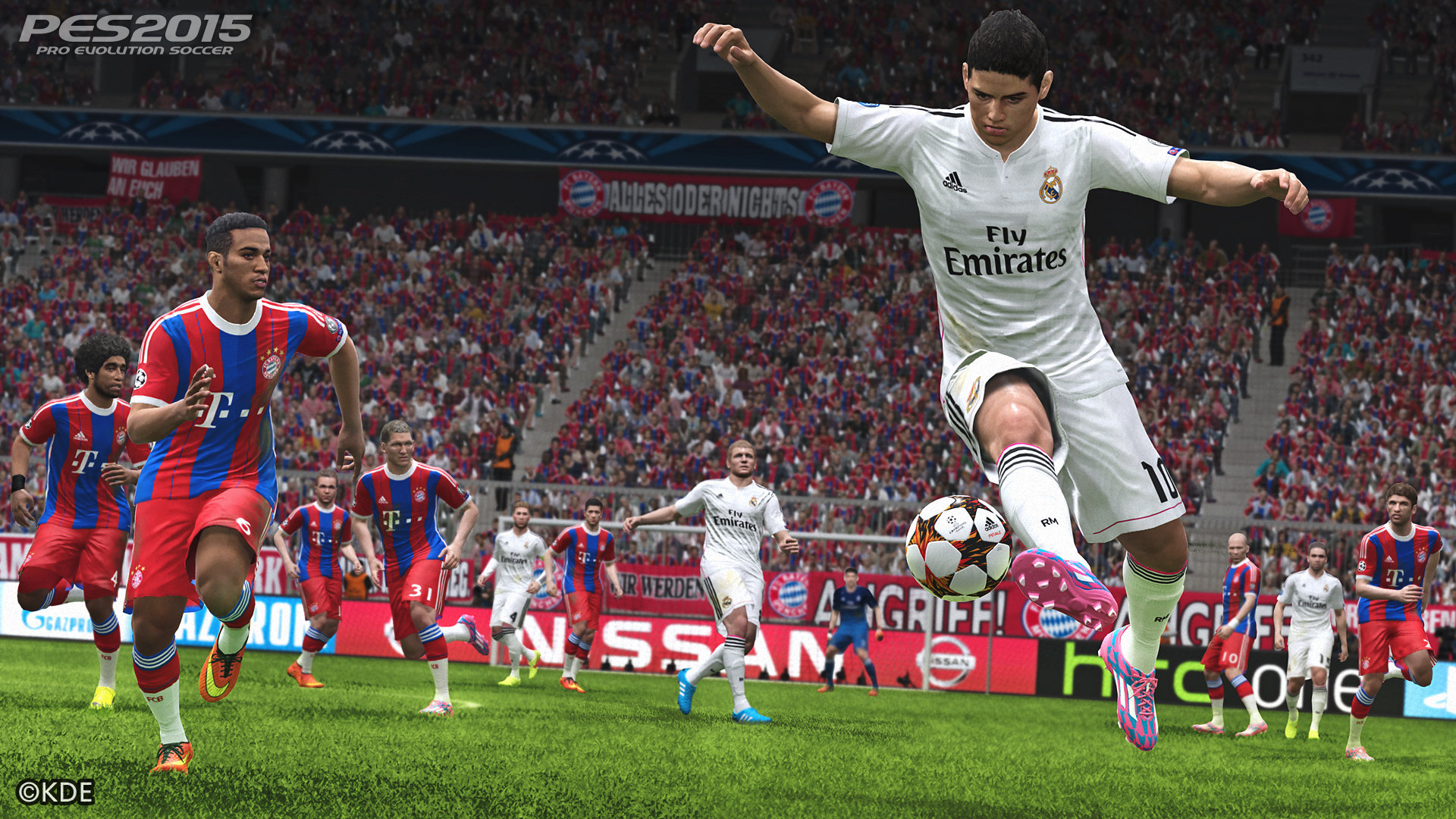 Quick look: pro evolution soccer 2015 demo – video and gallery.