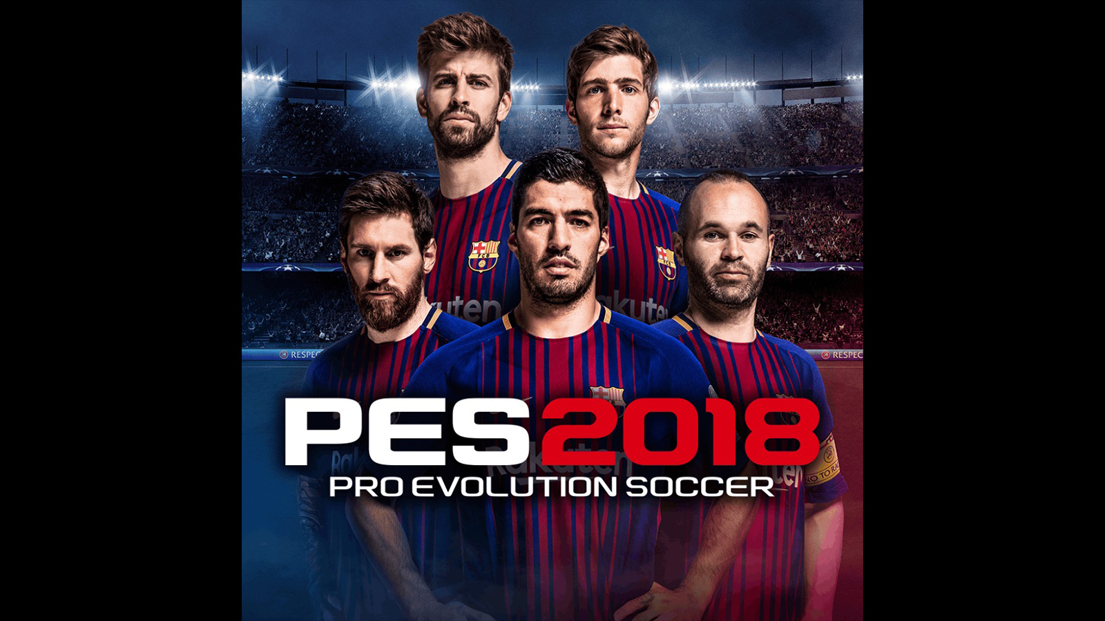 Pro Evolution Soccer 2018 Game Ps4 Playstation