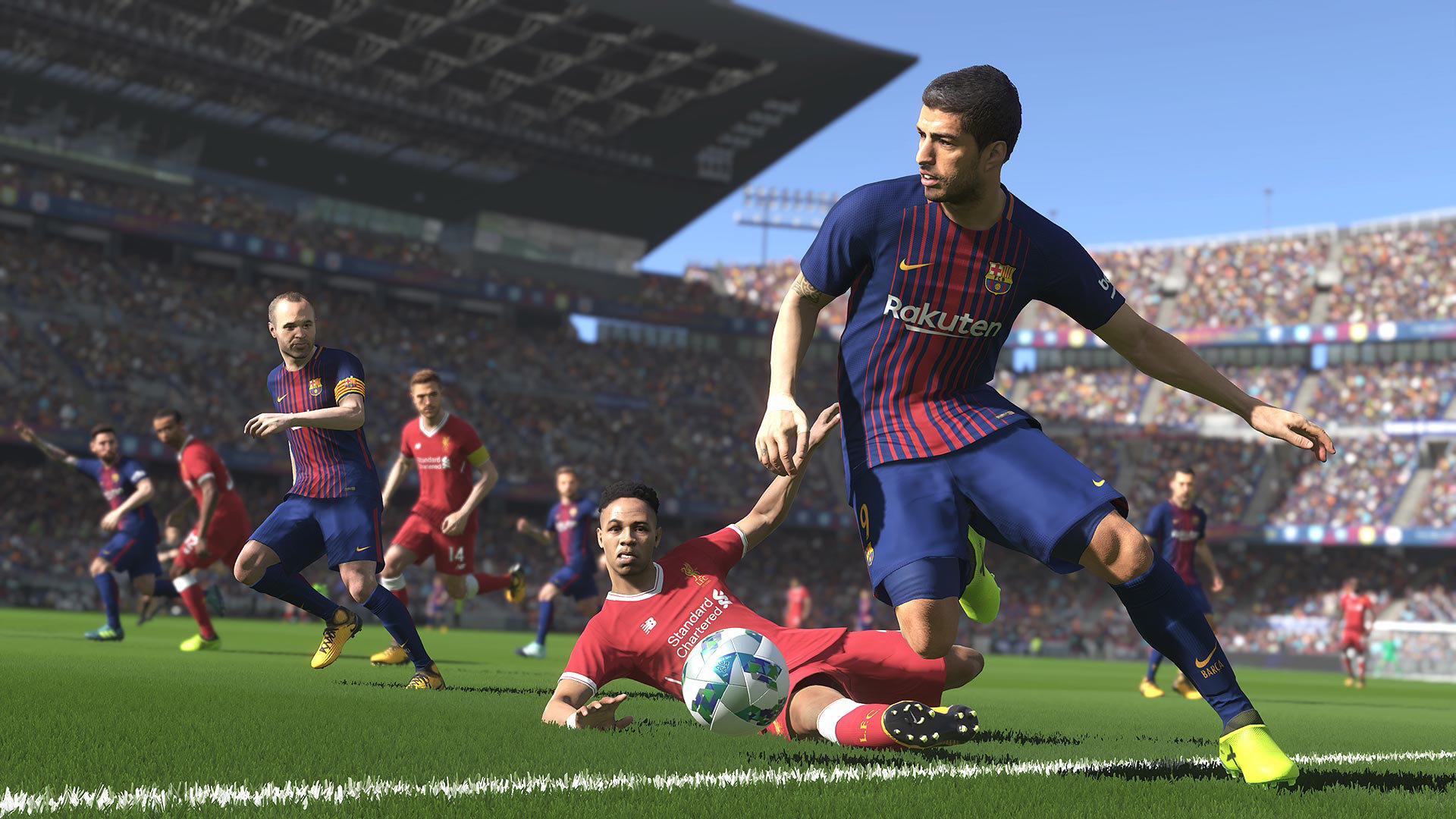 telecharger pes 2018 utorrent gratuit pc complet