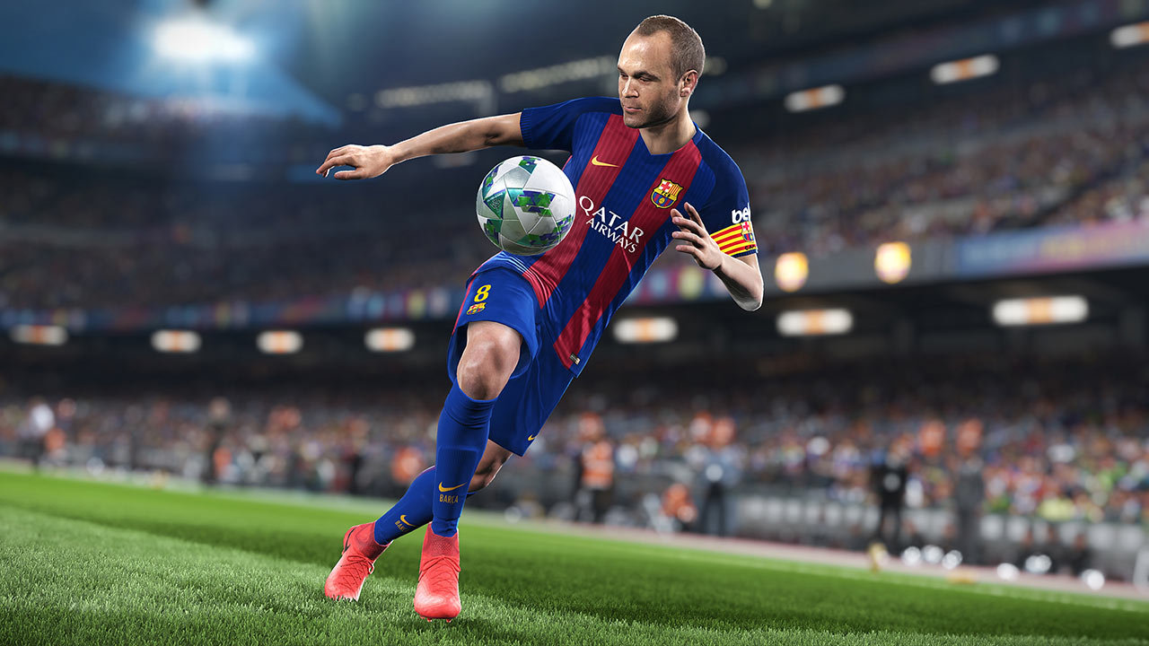 PRO EVOLUTION SOCCER 2018 Game | PS3 - PlayStation