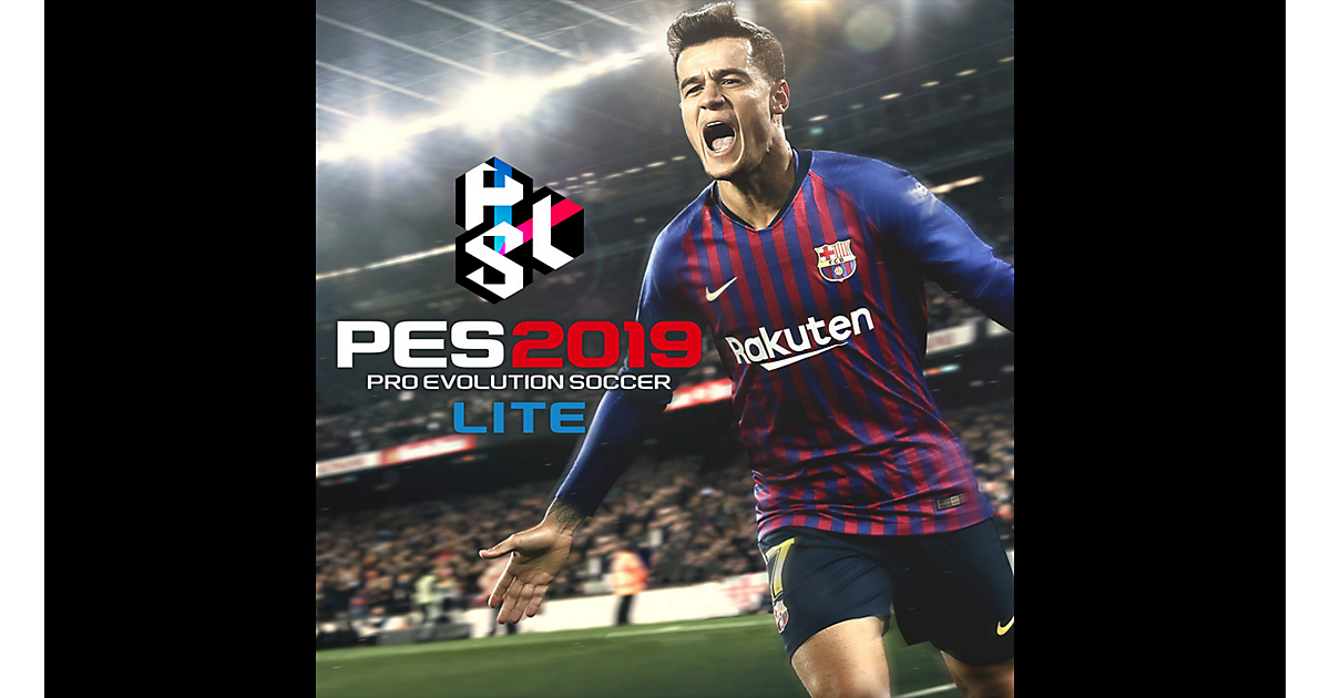 PRO EVOLUTION SOCCER 2019 LITE Game | PS4 - PlayStation