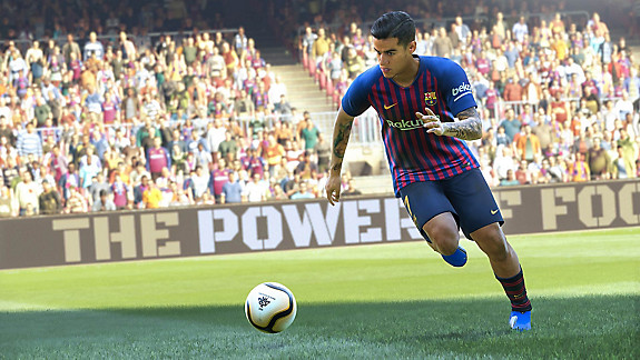PRO EVOLUTION SOCCER 2019 LITE - Screenshot INDEX