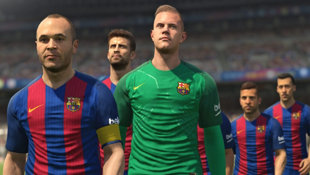 Pro Evolution Soccer 2017 Screenshot 3