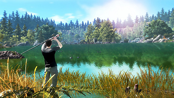 Pro Fishing Simulator - Screenshot INDEX