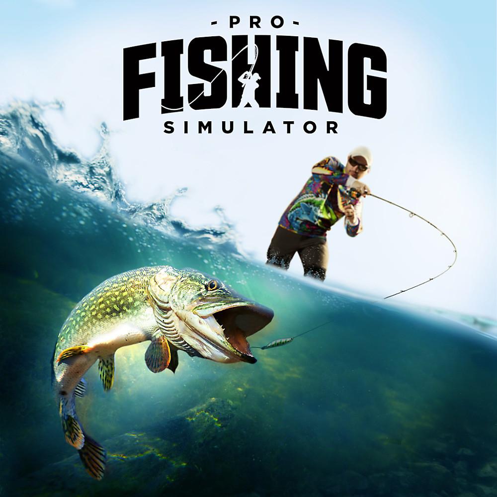 Pro Fishing Simulator Game Ps4 Playstation