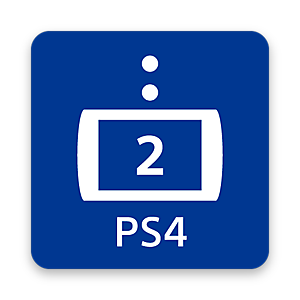 PS4 Second Screen Icon