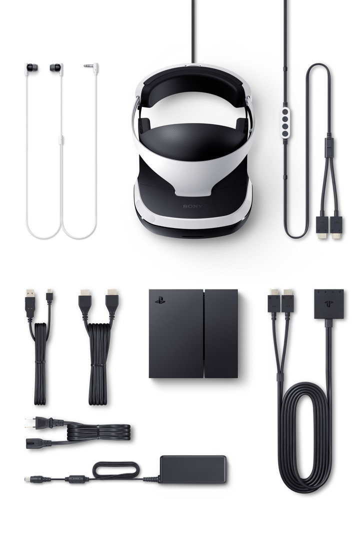 PlayStation VR Contents