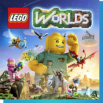 LEGO Worlds - Now Available with PS Now