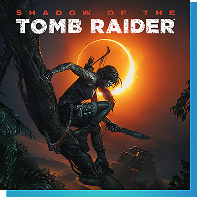 Shadow of the Tomb Raider - Now Available with PS Now