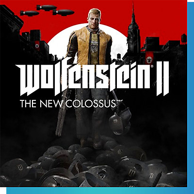 Wolfenstein® II: The New Colossus™ - Now Available with PS Now