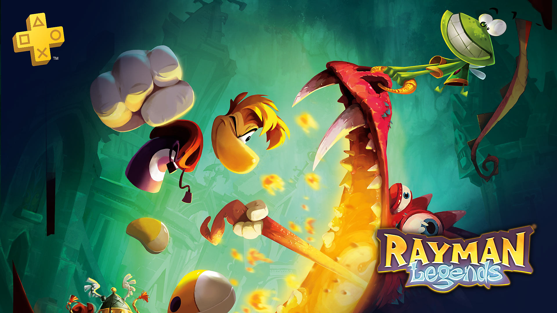 Rayman Legends - PlayStation Plus