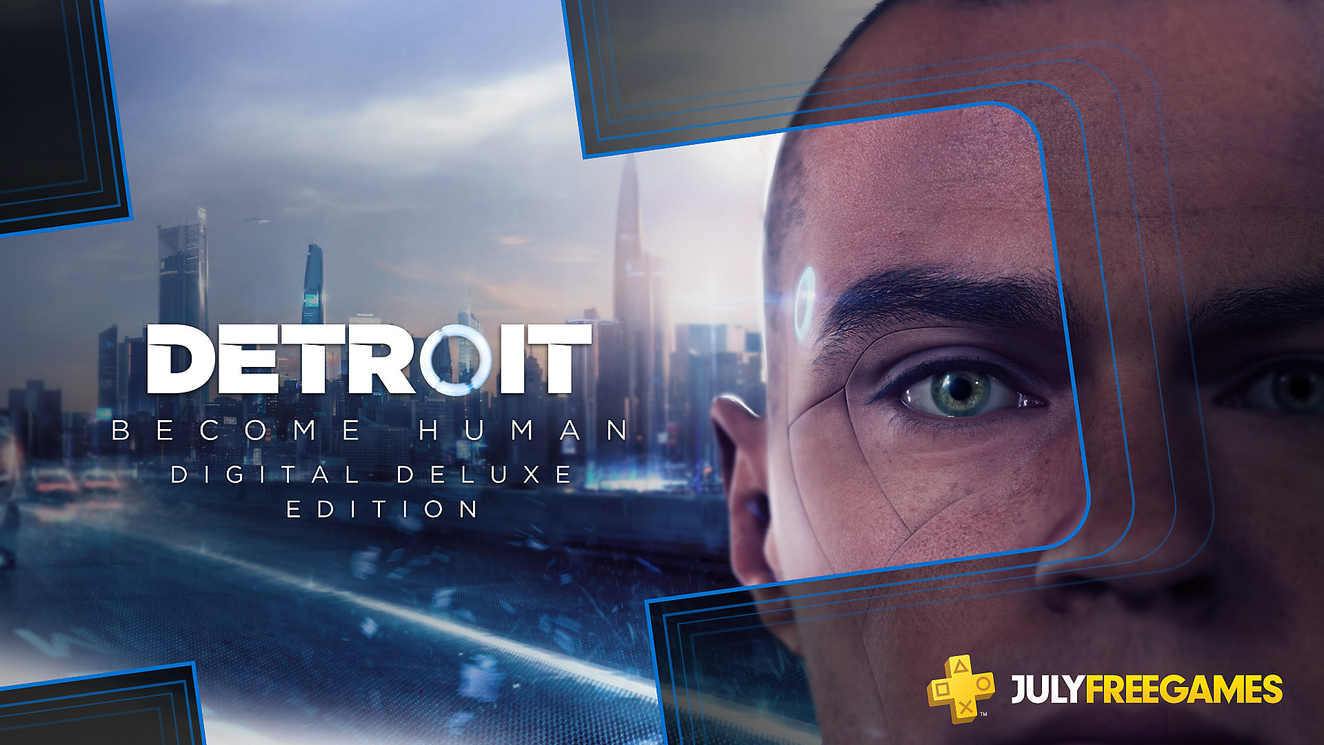 Click here to get Detroit Become Human free from the PlayStation Store for PlayStation Plus members