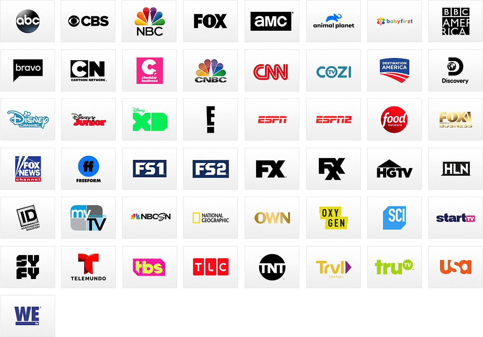 PlayStation Vue | Live Streaming TV Services | Live