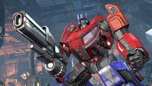 Transformers™: Fall of Cybertron™ Screenshot 2