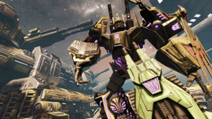 Transformers™: Fall of Cybertron™ Screenshot 3