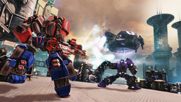 Transformers™: Fall of Cybertron™ Screenshot 13