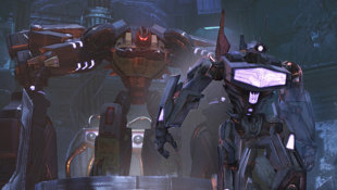 Transformers™: Fall of Cybertron™ Screenshot 14