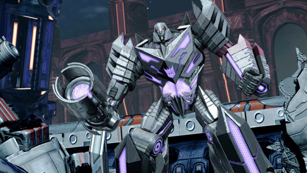 Transformers™: Fall of Cybertron™ Screenshot 1