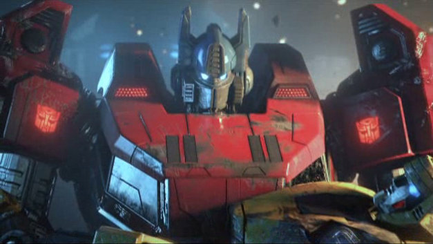 Transformers™: Fall of Cybertron™ Video Screenshot 4