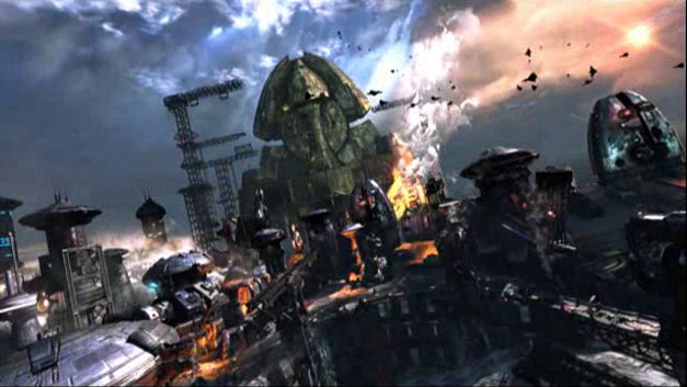 Transformers™: Fall of Cybertron™ Video Screenshot 1