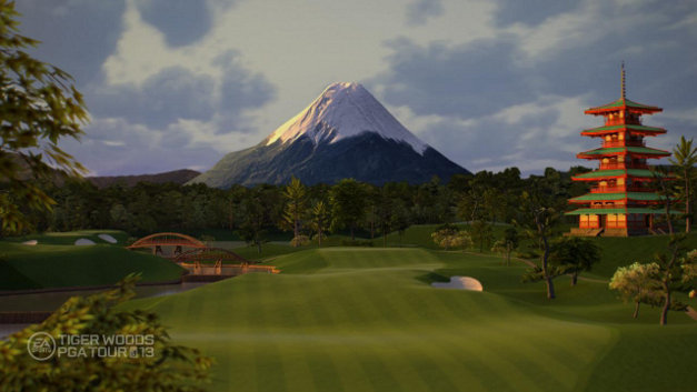 Tiger Woods PGA TOUR®13 Screenshot 1