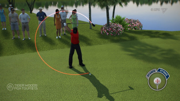 Tiger Woods PGA TOUR®13 Screenshot 4