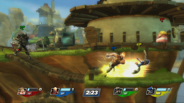 PlayStation® All-Stars Battle Royale™ Screenshot 4