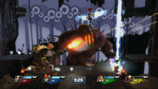 PlayStation® All-Stars Battle Royale™ Screenshot 3