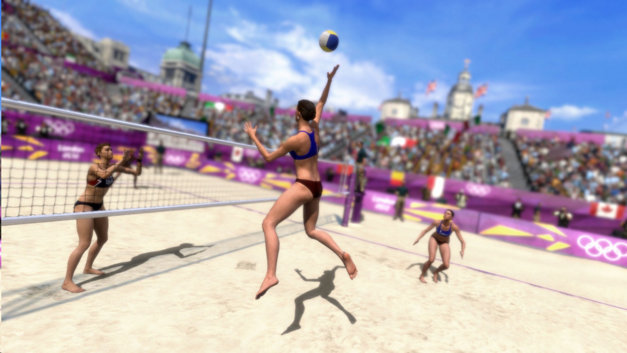 London 2012 - The Official Video Game of the Olympic Games  Screenshot 1